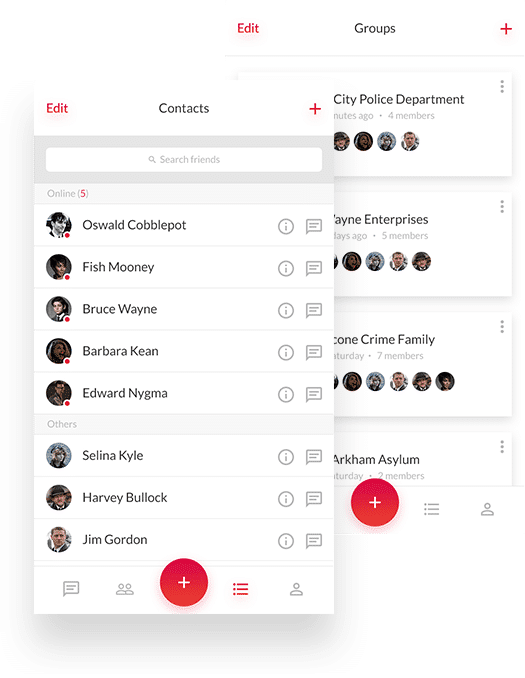 groupscontacts