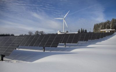 HARNESSING THE RENEWABLE ENERGY- A STUDY